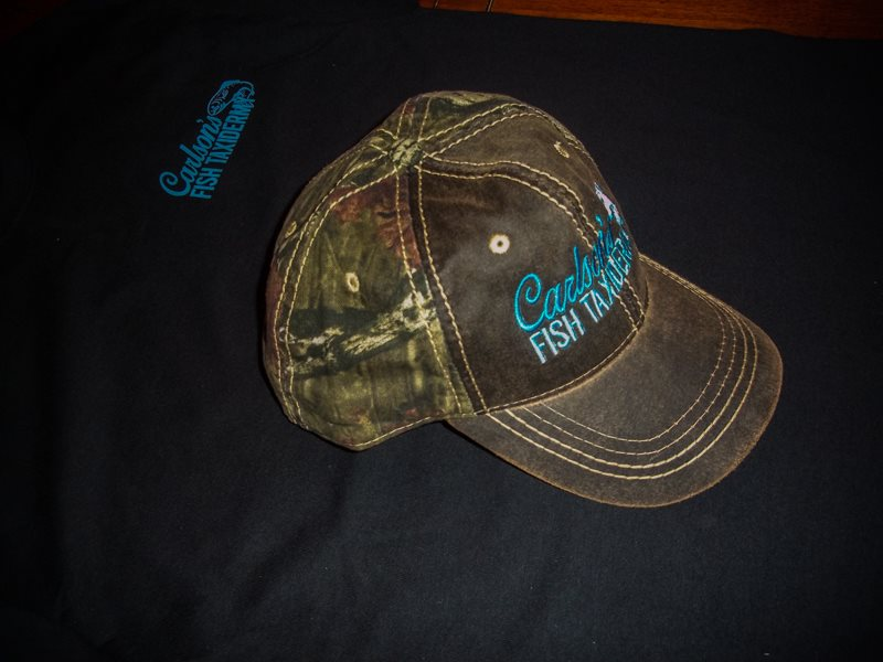 CFT Hat - Mossy Oak Camo - Click Image to Close