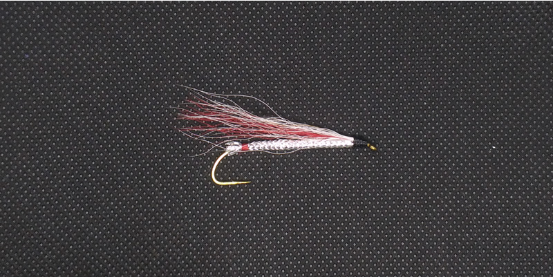 Red & White Bucktail