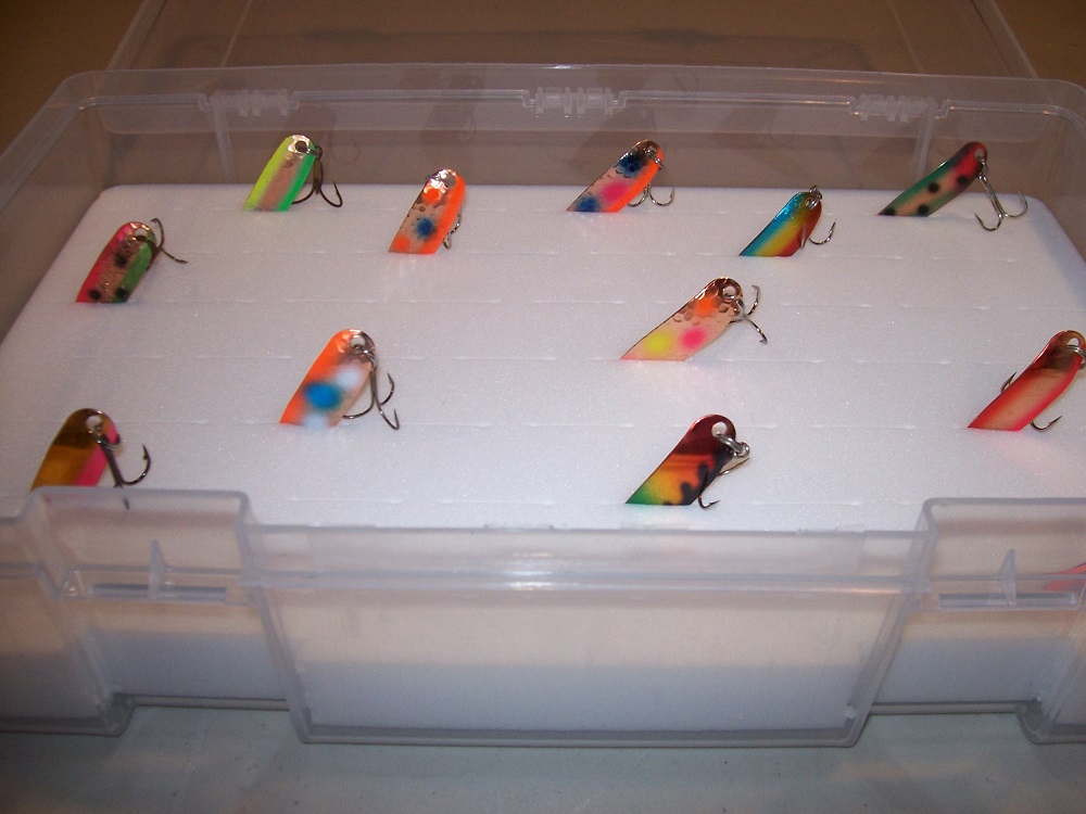 Tackle Storage