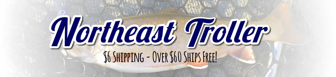 Premium Handcrafted Trolling Gear For Trout & Salmon